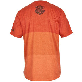 Protective P-Vision T-Shirt Men dark rust